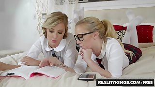 RealityKings - We Live Together - Bailey Brooke Haley Reed -
