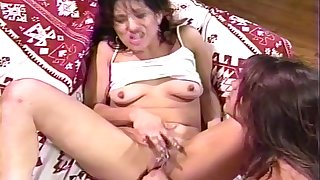 Two Fuck Scenes Two With A Babe Taking Cock And Lesbian Nearly The Other