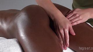 Triple magic orgasm kneading