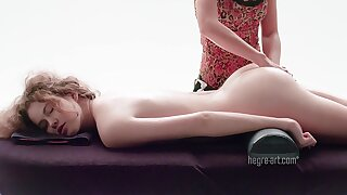 Heidi - String Of Orgasms Massage